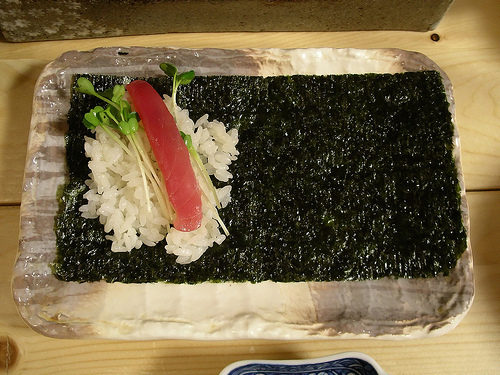 Các loại sushi và cách làm khác lạ 12