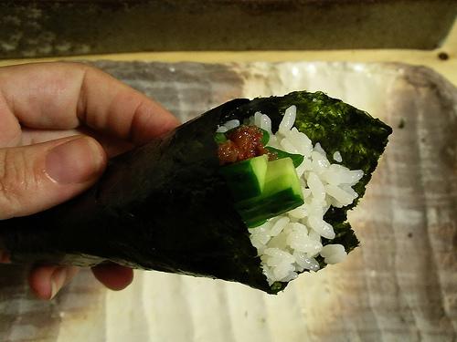 Các loại sushi và cách làm khác lạ 13