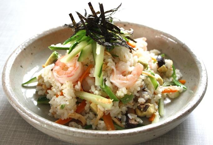 Các loại sushi và cách làm khác lạ 3