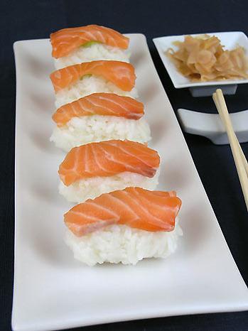 Các loại sushi và cách làm khác lạ 4