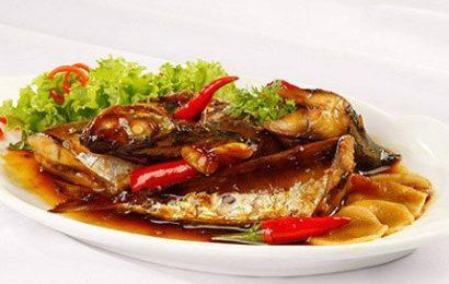 Cách kho cá nục nhỏ ngon đưa cơm cho cả nhà