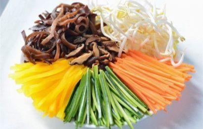 Cách làm cơm trộn kim chi ngon nhất tại nhà
