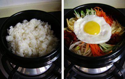 Cách làm cơm trộn kim chi Hàn Quốc ngon như ngoài hàng