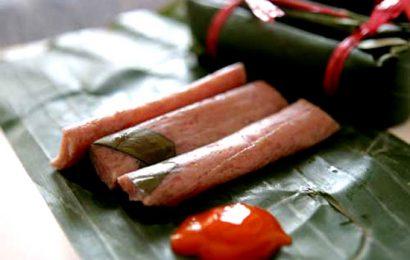 Cách làm nem chua bằng thịt heo (lợn) đơn giản mà ngon nhất