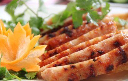 Cách làm nem chua nướng thơm lừng nức cả mũi