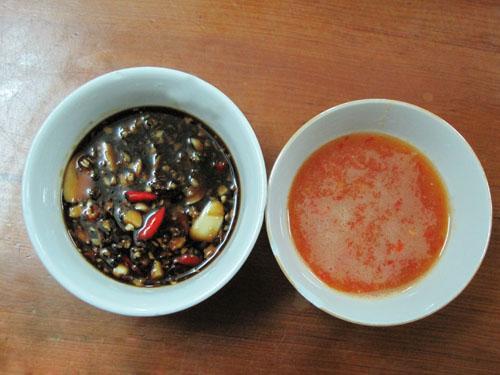 Cách làm nước chấm vịt nướng Vân Đình