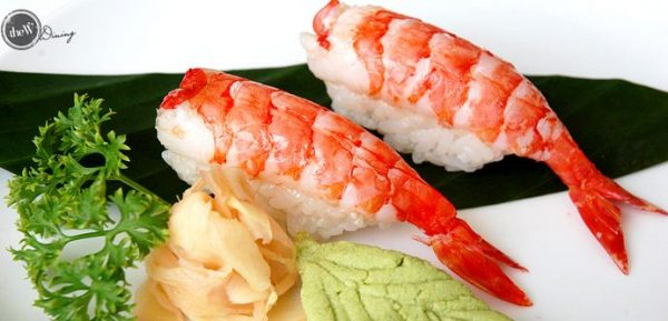 Cách làm sushi tôm vừa ngon, vừa bổ lại rất tiện lợi 1