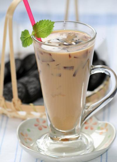 cách làm trà sữa