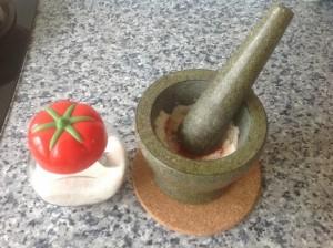 Cách làm xoài ngâm muối ớt chỉ cần ăn là ghiền 3