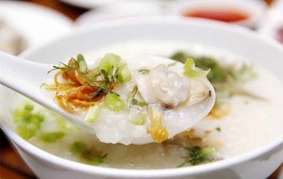 Cách nấu cháo hàu đậu xanh đầy dưỡng chất, thơm ngon khó chối từ