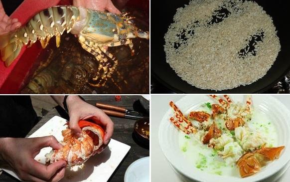 Cách nấu cháo tôm hùm ngon, không hề tanh ăn một lần là mê tít