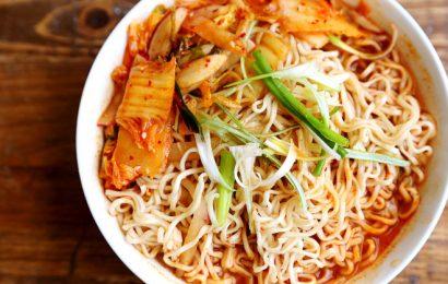 Điểm danh những món ăn ngon với kim chi đơn giản, dễ làm