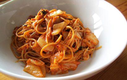 Tìm hiểu những món ăn với kim chi ngon, đam mê khó chối từ