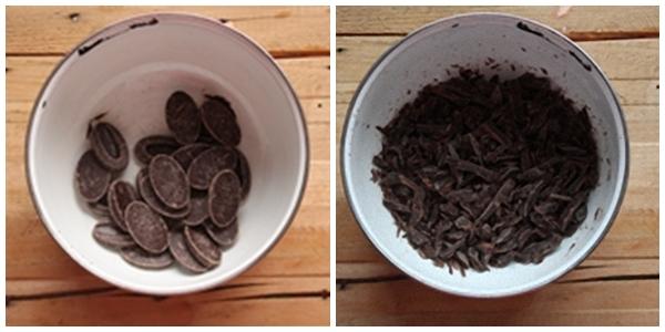 nama chocolate Nhật Bản