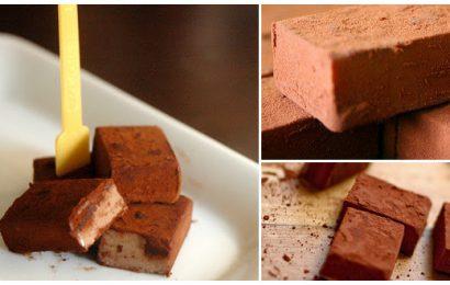 Làm sao để làm được bánh nama chocolate Nhật Bản?