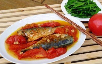 Cá bạc má kho cà chua đậm đà hương vị càng ăn càng ngon
