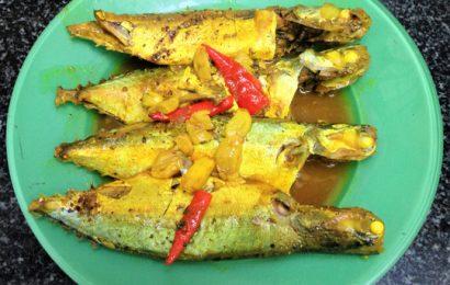 Cách kho cá bạc má ngon cùng tỏi ớt – bạn đã thử chưa?