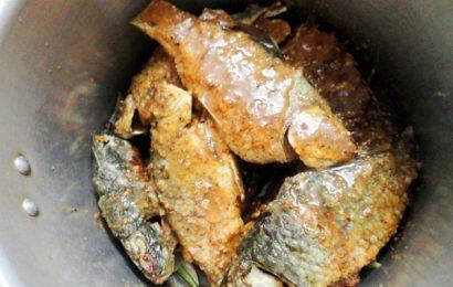 Cách kho cá diếc ngon đưa cơm cho cả nhà
