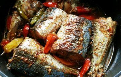 Bật mí cách kho cá nục biển ngon với tỏi ớt nhìn cực đã, ăn cực mê
