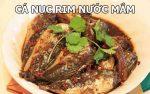 Chia sẻ 2 cách kho cá nục rim với nước mắm dậy hương đầy lôi cuốn 1