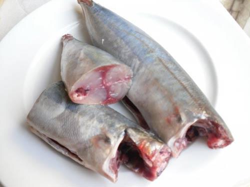 Cách kho cá nục xì dầu