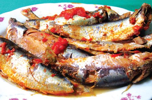 Hướng dẫn nấu món cá trích kho