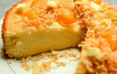 Mách bạn cách làm bánh bông lan chà bông ngon miệng và lạ mắt