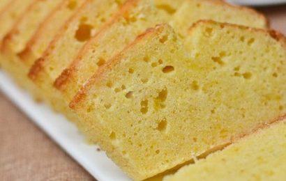 Cách làm bánh bông lan chanh đơn giản tại nhà mà cực thơm ngon