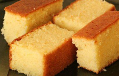 Cách làm bánh bông lan nướng ngon cực ngon đơn giản tại nhà