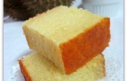 Chia sẻ cách làm bánh bông lan sầu riêng quyến rũ đầy 'mê hoặc'
