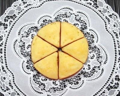 Chết mê chết mệt cách làm bánh bông lan tam giác với vẻ ngoài mượt mà 1