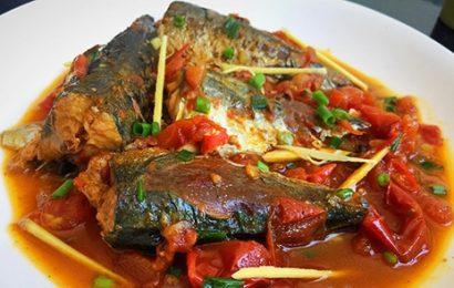 Cách làm cá nục kho cà chua, món ăn dân dã nhưng đậm đà vị biển