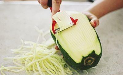 Cách làm món nem chua chay bằng vỏ bưởi và đu đủ xanh 2