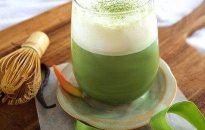Cách làm sinh tố chuối giảm cân kết hợp trà xanh giúp nhân đôi hiệu quả