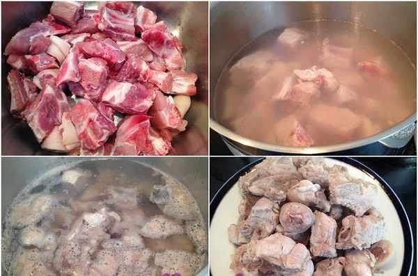 Cách nấu cháo xương ngon, bí kíp nấu ăn cho chị em nội trợ 1