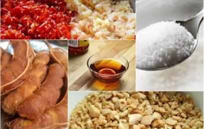 Cách làm nước sốt chấm thịt nướng đơn giản tại nhà