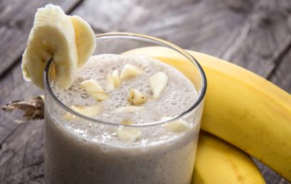 Cách làm sinh tố chuối bơ đậu phộng ngon miệng, giảm cân hiệu quả