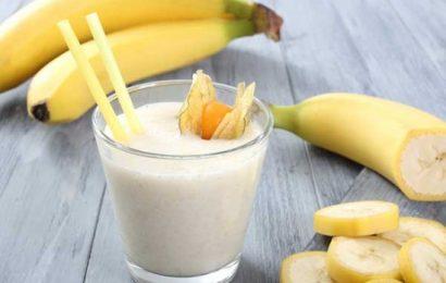 Cách làm sinh tố chuối sữa giúp bổ sung vitamin cho cơ thể
