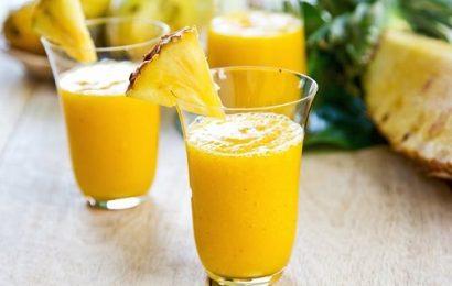 Cách làm sinh tố dứa ngon, thức uống dinh dưỡng cho mùa nóng