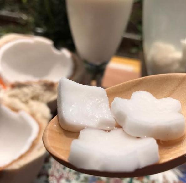 Cách làm sinh tố sữa dừa thơm ngon, béo ngậy không khác gì ngoài hàng 2