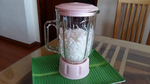 Cách làm sinh tố sữa dừa thơm ngon, béo ngậy không khác gì ngoài hàng 3