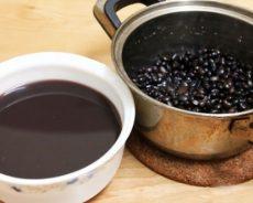 Cách làm trà đỗ đen rang ngon thơm, bổ dưỡng tại nhà