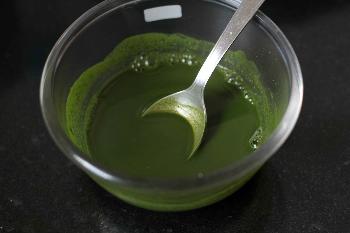 Cách làm trà sữa trà xanh ngon 2