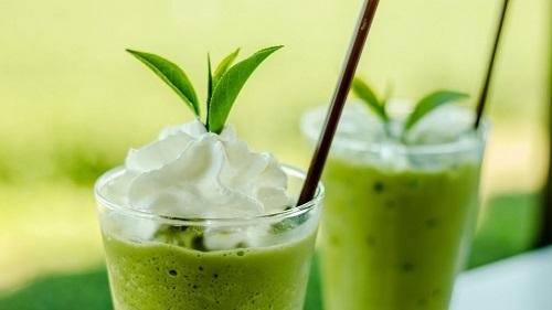 Cách làm trà sữa trà xanh ngon 5