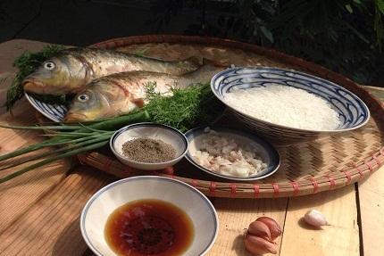 Cách nấu cháo cá chép cho mẹ bầu giúp mẹ khỏe, con thông minh 2
