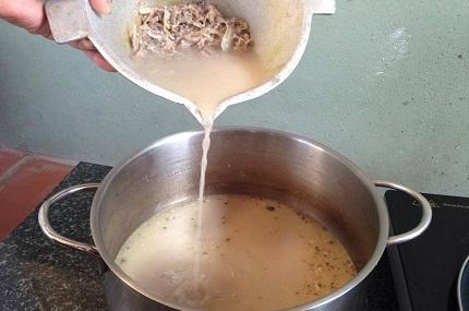 Cách nấu cháo cá chép cho mẹ bầu giúp mẹ khỏe, con thông minh 4