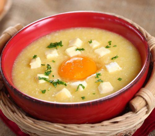 Mách bạn các cách nấu cháo trứng cho bé tuyệt ngon, tuyệt bổ dưỡng 3