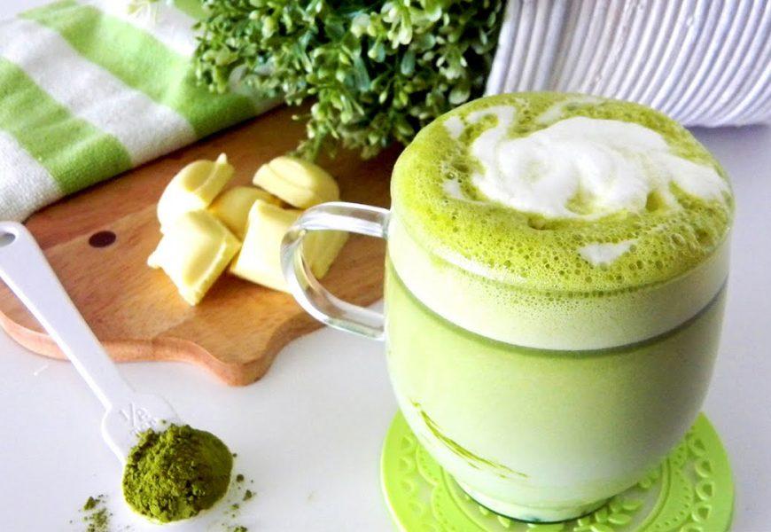 Bật mí các bạn cách pha trà sữa trà xanh giải nhiệt ngày hè