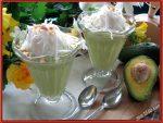 Công thức làm sinh tố bơ ngon đúng điệu 4