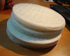 Hướng dẫn cách bảo quản bánh đa nem ăn dần mà không lo hỏng